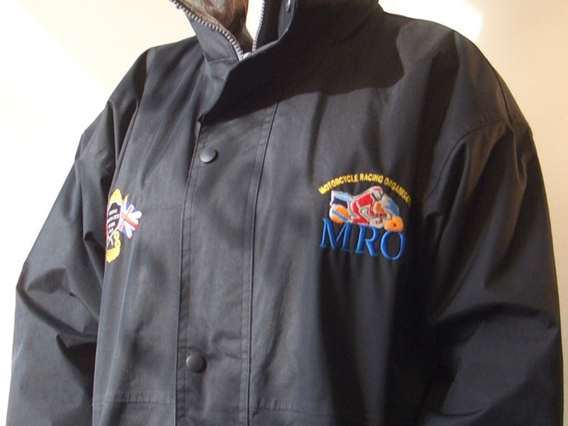 Picture of Paddock Jacket