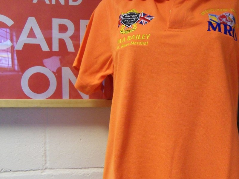 Picture of Marshal Polo Shirt (Orange)